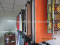 T/c 65/35 21x21+70d 80x52 de algodón y de poliéster y spandex tela