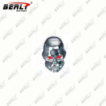 Bell Right Skull Car Tire Valve Cap Cover Tyre wheel Valve stems caps