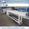 plastic pvc pipe manufacture machine made in China