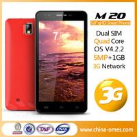 Unlocked Android Verizon Wireless 3G WCDMA 4GB Red Smartphone