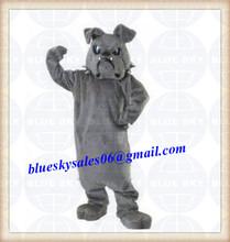 Adult custom Bulldog Spike mascot costume Cosplay Costume Carnival Costumes