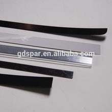 OEM Dongguan made screen printed equipment plastic covers