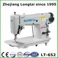 Lt-652 pesanti a zig-zag automatico cinese macchina da cucire