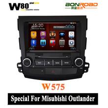 New! 3G host Car GPS DVD Player Head Unit for 2007-2012 Mitsubishi Outlander/XL/EX with Radio TV
