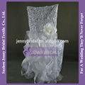 C218a nueva de lujo mantel y silla cubre totalmente cubiertas de la silla para bodas