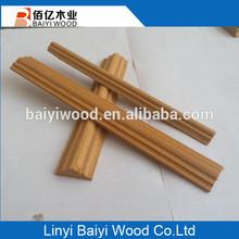 teak wood moulding decorative engineered wood trims