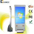 55 pollici tutto in un pc supporto lcd tocco pubblicità computer monitor(a hq550- c3- t, pc touch)