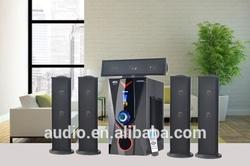 5.1 USB virtual sound active speaker subwoofer