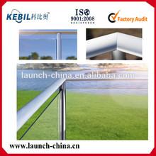 aluminium railing accessories for outdoor balcony/ terrace design