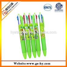 Wholesale high quality 4 color pen for Japan market