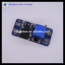 2A boost board input voltage DC-DC converter booster module 2-24V to 5V 9V 12V 28V adjustable 2577 NEW