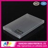 2014 hot selling high quality Clear eco-friendly PP plastic box