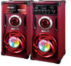 6 inch big power trolley dj system active PA speaker