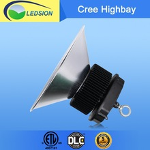 150w hid high bay lighting LED with CREE MEANWELL DRIVER
