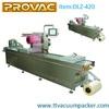 Hot sale automatic food continuous vacuum sealer price