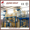 Vertical type tile adhesive/dry mortar production line/plant
