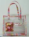 pvc transparent sac clair gros sac à main sac transparent