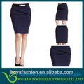 formal mulheres senhoras modelos femininos de saias curtas
