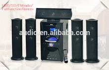 Top Sale Bluetooth active subwoofer home amplifier