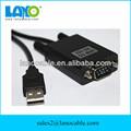 Usb 2.0 para rs232 cabo condutor de conversor usb para serial port