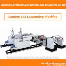 PE extrusion coating machine line