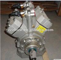 hot sale Air brake Compressor for yutong higer kinglong bus/bus parts
