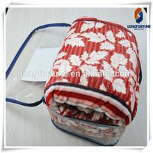 walmart printed coral fleece blanket