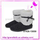 Fashion Design snow boots women white fur