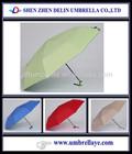 company advertising slogan printed three folding rain umbrella marketing and promotional materials