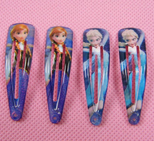 elsa hairpin anna kids hair pin frozen hair ornament