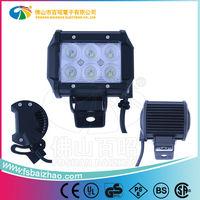 High power 18w double rows LED light bar car roof top light bar BZ-930