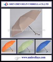 company advertising slogan printed three folding rain umbrella new product ideas for marketing class