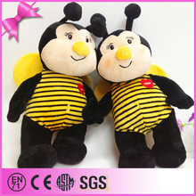Plush animal toy,promotional flying stuffed bee