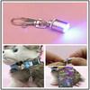 LED pet flashing tag,pet collar pendant,dog tag