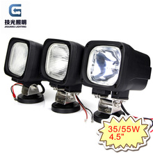 "4"" 35W/55W 4WD HID fog light offroad 4x4 HID spot light JG-2006"