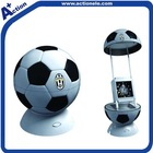 football alarm clock with spring for gift and promotion