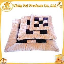 Elegant Design Large Dog Bed Dog Mat Made Of Soft Wool Pet Beds & Accessories