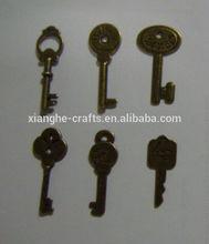 different Key design charm