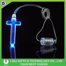 Customized Logo Light Up Party Necklace, Festive Necklace, Promotional Necklace