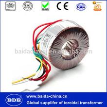 220v 380v transformer 500w single phase toroidal transformer