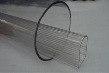 Custom Transparent PC Lampshade/ Diffusion Plastic LED Lamp Cover