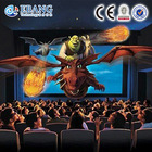 2014 newest and most popular dynamic cinema 3d 4d 5d movie on sale