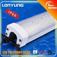 Factory Direct sale !! IP65 Tri-proof LED Light 50w 60w lamp tube 1.5m 5feet 2014 new led grow light