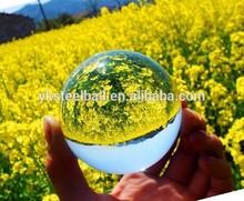 Transparent/clear glass balls