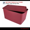 2014 bset selling China plastic molds for storage box