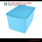 2014 bset selling Zhejiang plastic moulds for storage box