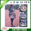 plush outdoor pet carrier / ladies fashion cute cat bag