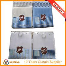 2014 hotsale high quality waterproof fabric shower curtain