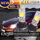 super bright 3200lumen 35w 4G auto led headlight compare with HID