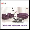 f6010 patente design roxo sofá secional de couro